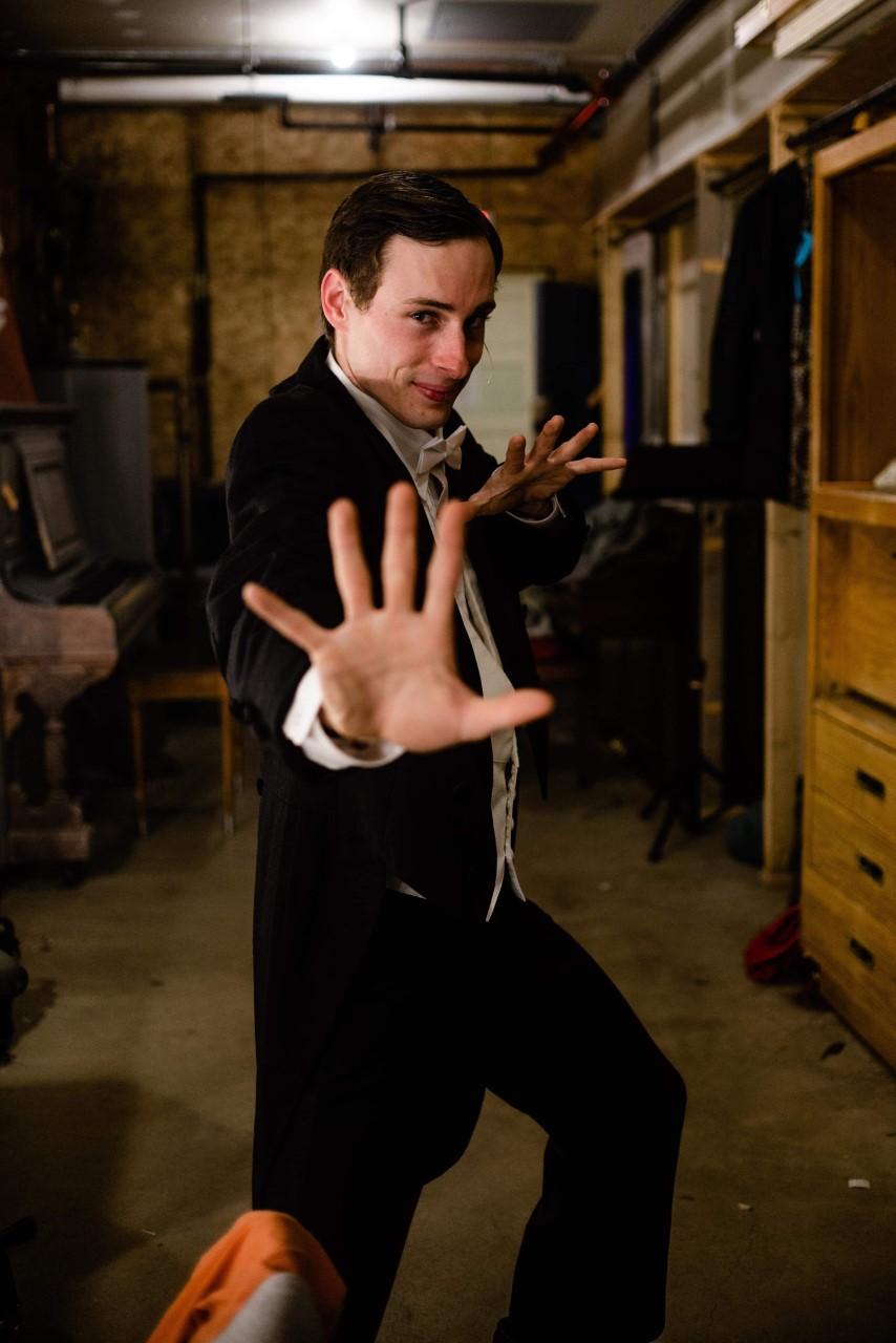 Houdini in 'Side Show'