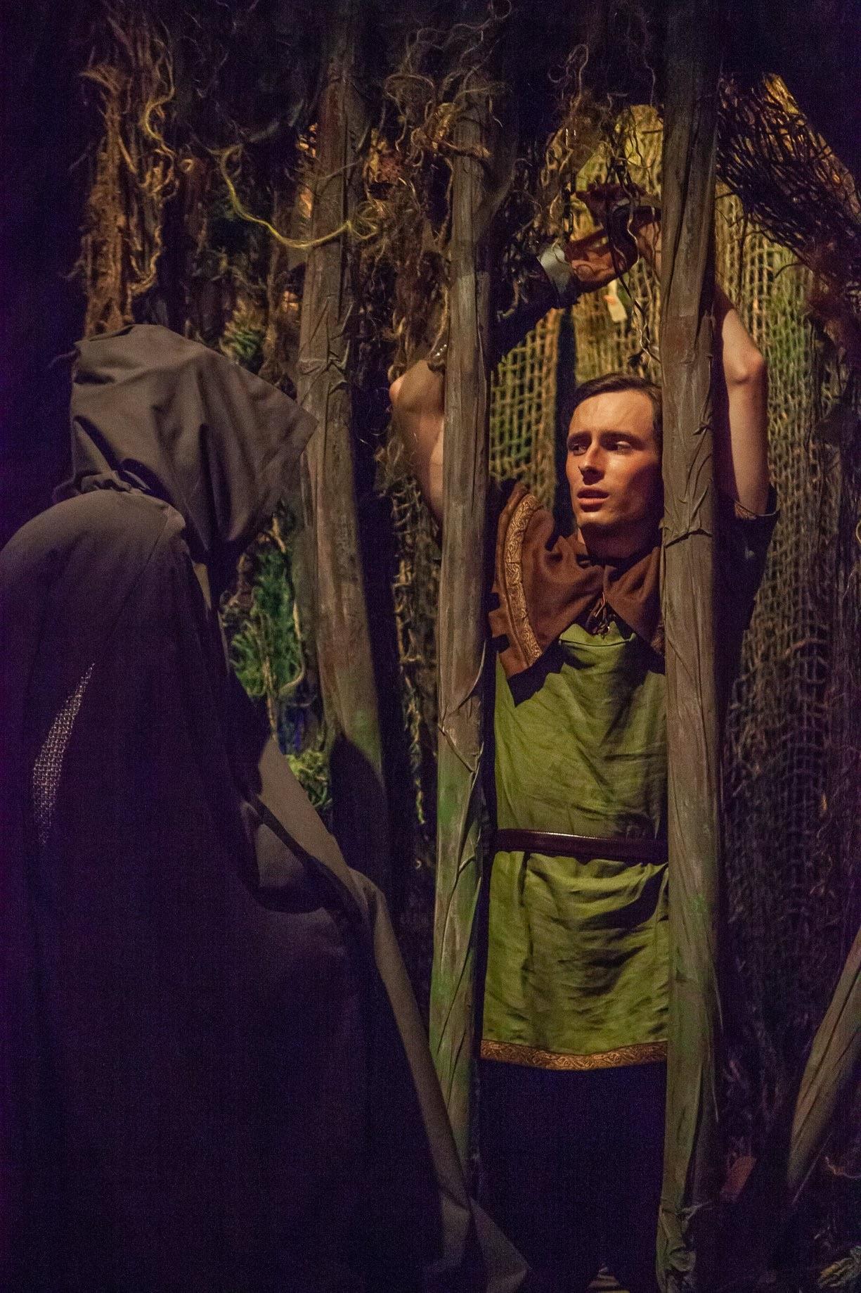 Robin Hood in 'Sherwood'