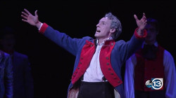 Jean Valjean in 'Les Miserables'