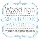 Weddings in Houston 2014 bride favorite