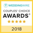 stewart Weddings WeddingWire Couples Choice Award Winner 2018