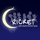 Logo for Cricket: Jae's Peculiar Game with a link to Steam