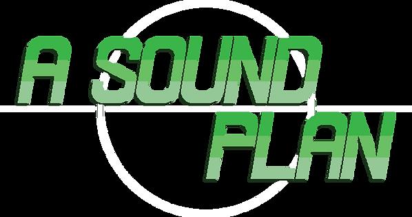Logo for A Sound Plan