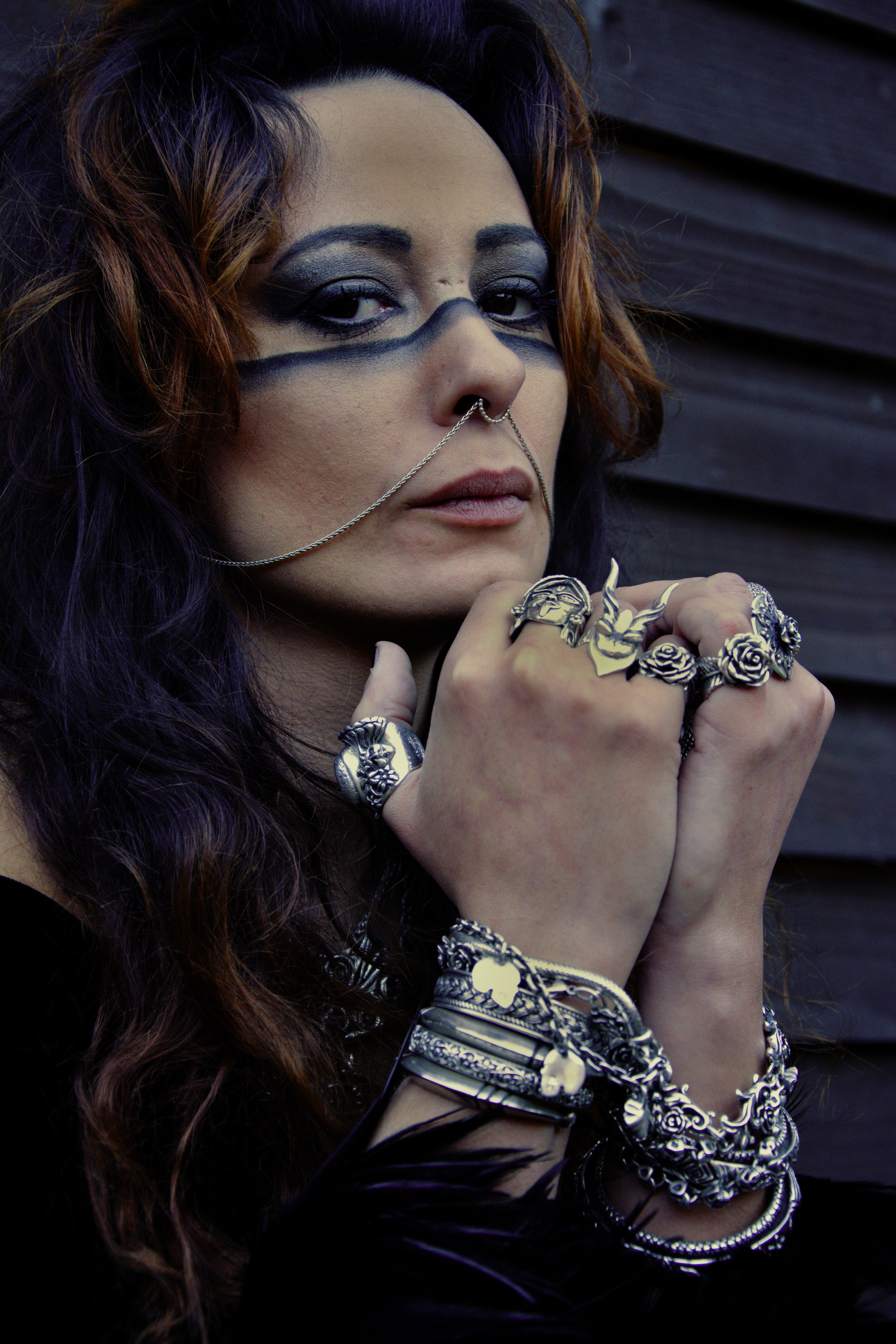 The Wildness Jewellery Stefania Crasta