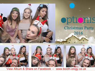 Event: Optionis Christmas Party 2016