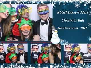 Event: Doctors Rush Mess Christmas Ball
