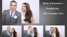 Event: Kirsty & Banjamin's wedding