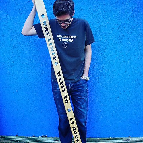 Men's Matching Tee for your Shot Ski! Customised T-Shirt to match your ShotSki
