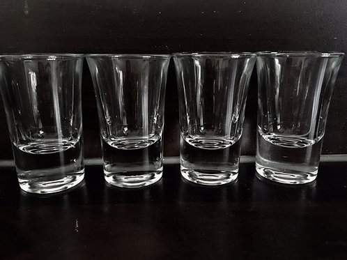 Replacement set of 4 glasses