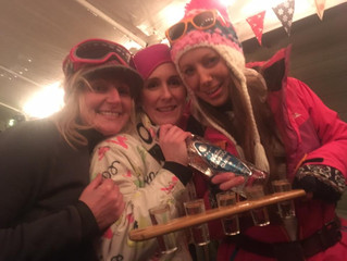 Who needs snow for Apres-Ski!?
