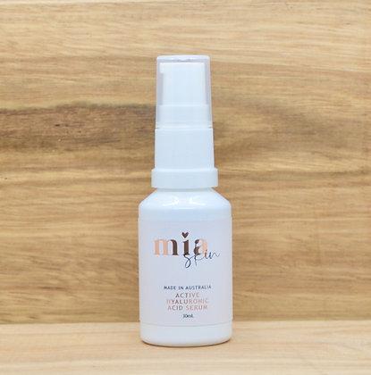 Mia Skin Active Hyaluronic Acid Serum 30ml