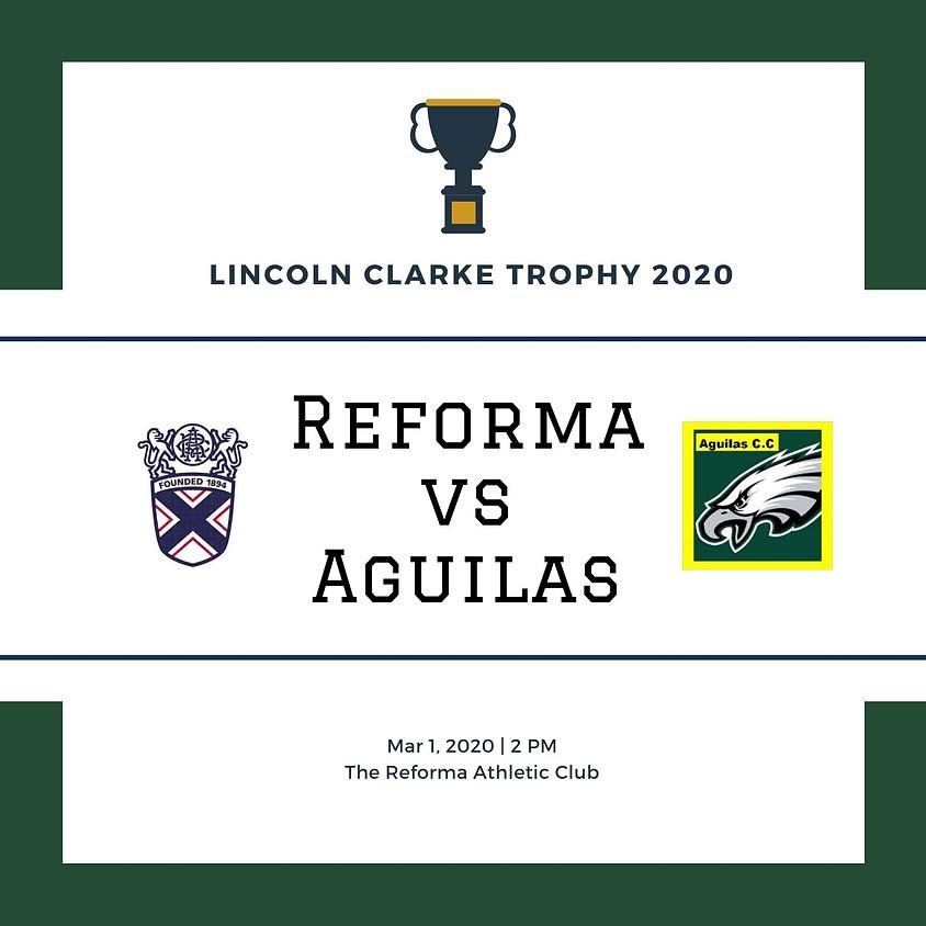 Reforma vs Aguilas