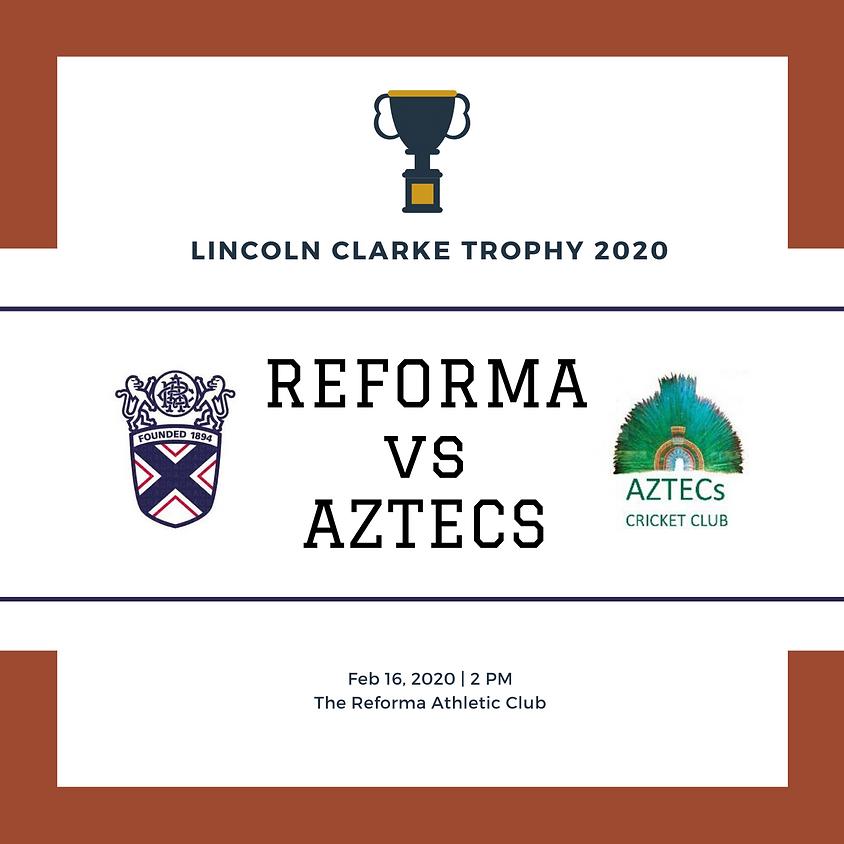 Reforma vs Aztecs