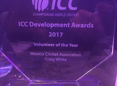 Voluntario del año de ICC
