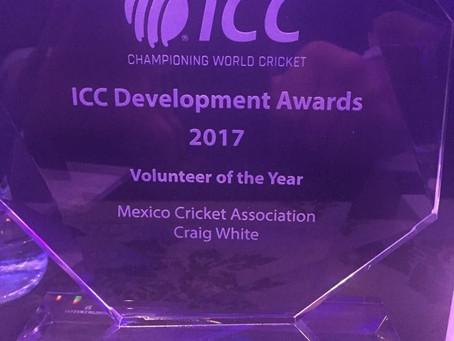 ICC Volunteer of the Year