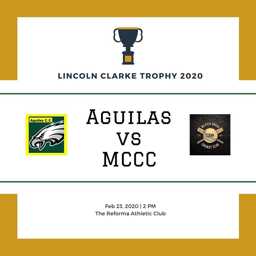 Aguilas vs MCCC