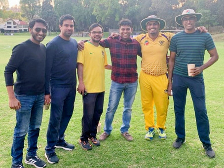 MCCC suffered third straight loss as Pratik and Shantanu shined for Aguilas