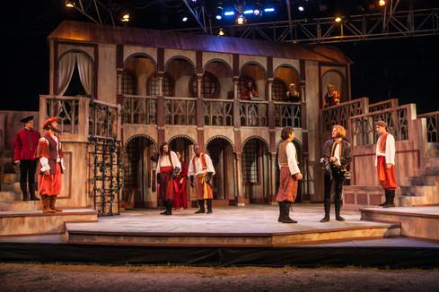 Romeo and Juliet - Kingsmen Shakespeare Festival