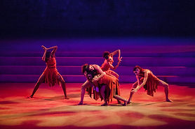 Dance lighting by Ric Zimmerman, litegeist llc