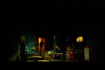 Wait Until Dark - Stephanie Coltrin, Director
