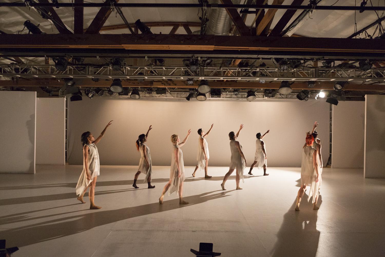 Lighting Design for Dance