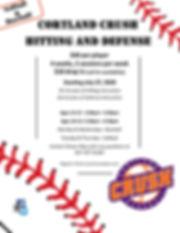 Summer hitting and defense clinic.jpg