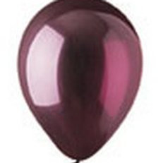 "12"" Crystal Burgundy Latex"