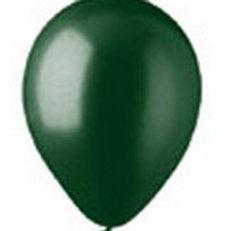 """12"""" Metallic Hunter Green Latex"""