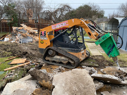 Residential Demolition for expansion
