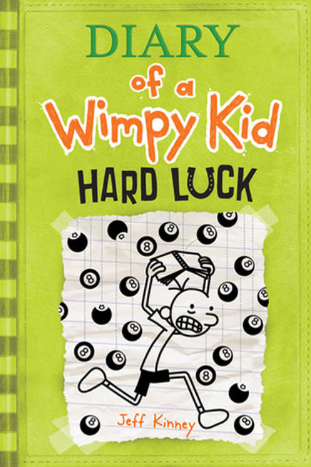 Diary of a wimpy kid(hard luck) - Jeef Kinney