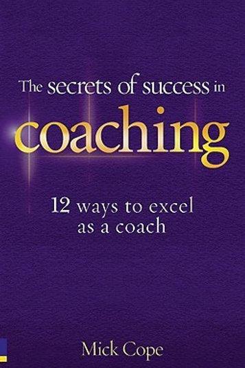 Coaching - Mick Cope