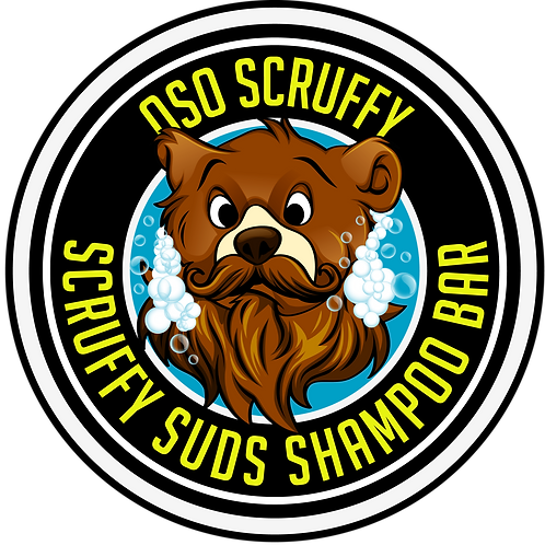 Scruffy Suds Shampoo Bar