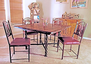 Cimarron Extension Table