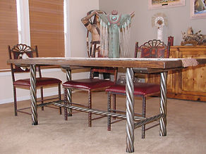 Cimarron Trestle Table