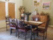 Cimarron Trestle Table