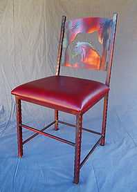 Horse Profile Chair