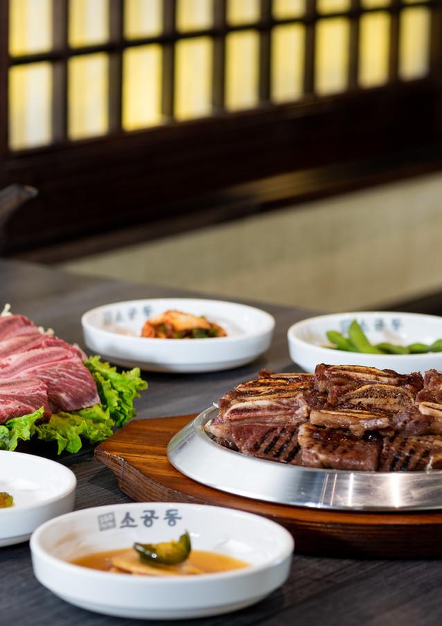 SGD Korean BBQ - Beef Short Ribs