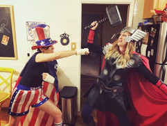 Thor Costume Variation