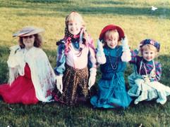 Dress up Kiddos