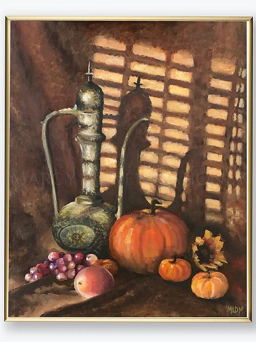 """Art Print - """"Autumn Light"""""""