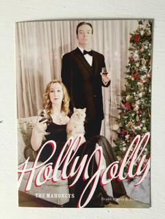 2012 Mahoney Holiday Card