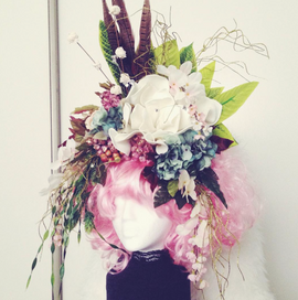 Extreme Flower Fairy Wig