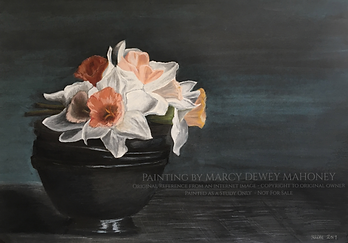 WATERMARKED Daffodills Still Life.png