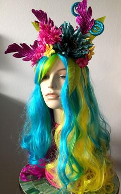 Lisa Frank Fairy Wig