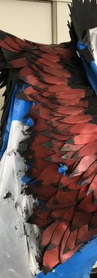 Painting the Dragonscale Jacket
