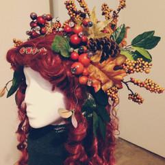 Autumn Fairy Wig