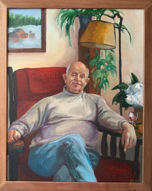 Portrait of my Grandpa