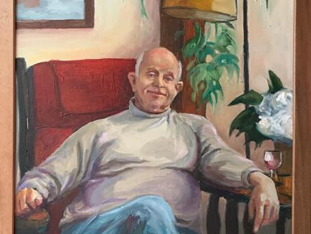 Portrait of my Grandpa