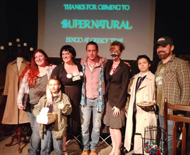 Supernatural Bingo Night