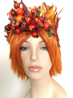 Shelly's Autumn Wig